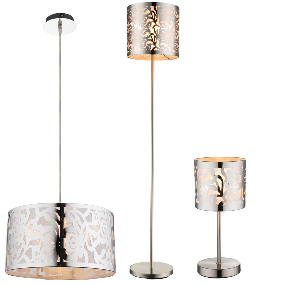 Lampadaire crire table suspendu luminaire de plafond - Lampe decorative salon ...