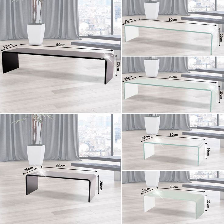 Glass top with modern design in different colors – Bild 2