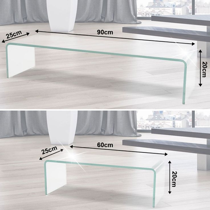 Glass top with modern design in different colors – Bild 4