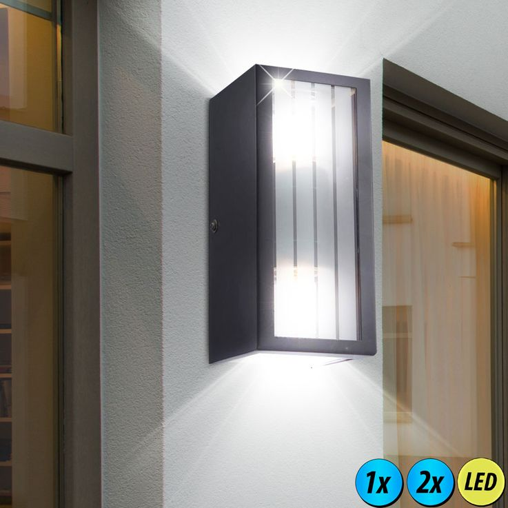 Wall light with LED or halogen bulb COSMAS – Bild 5
