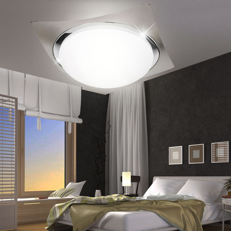 High quality LED ceiling light for living room KEIRA – Bild 4
