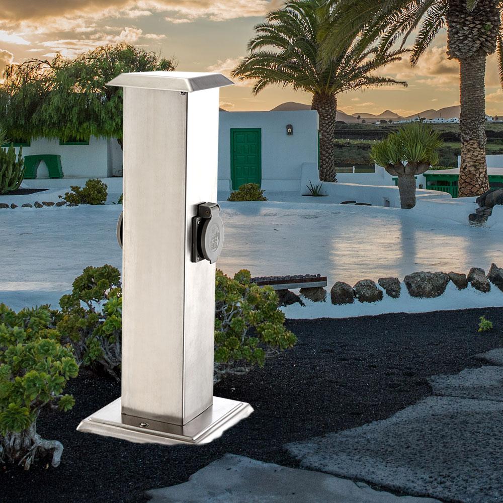 Schutzart Ip44 led stehleuchten dimmer außenlen ip44 steckdosen rgb fernbedienung sensor ebay