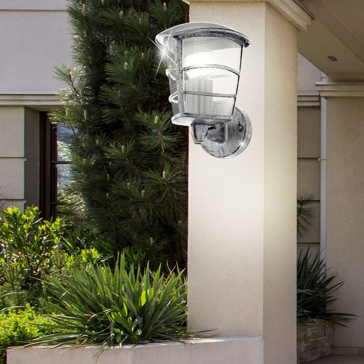 Design LED wall light for exterior ALORIA 1 – Bild 3