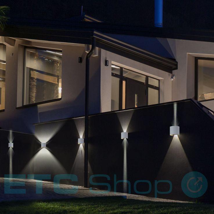 LED Wandleuchte für den Außenbereich UP DOWN VT-756G – Bild 8