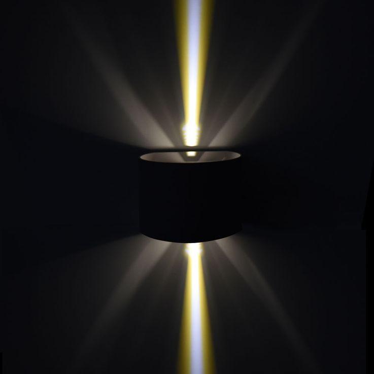 LED Wandleuchte für den Außenbereich UP DOWN VT-756G – Bild 10