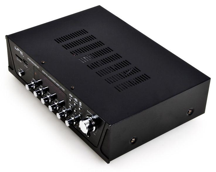 Amplificateur stéréo Bluetooth USB MP3 de HiFi home cinéma stand de boîtes HIFI Premium 20 – Bild 5