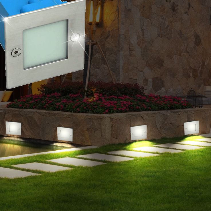 SMD LED Edelstahl Einbaustrahler für den Außenbereich – Bild 4