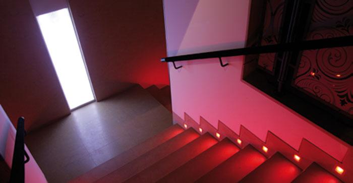 LED Wand Einbau Leuchte Außen Beleuchtung Tritt Stufen Treppen Lampe Kanlux 26461 – Bild 8