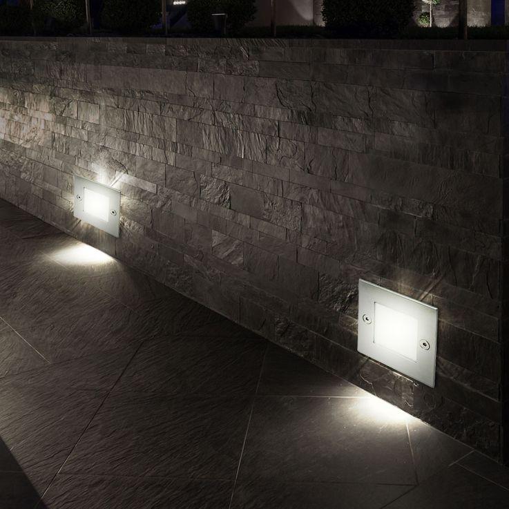 SMD LED Edelstahl Einbaustrahler für den Außenbereich – Bild 7