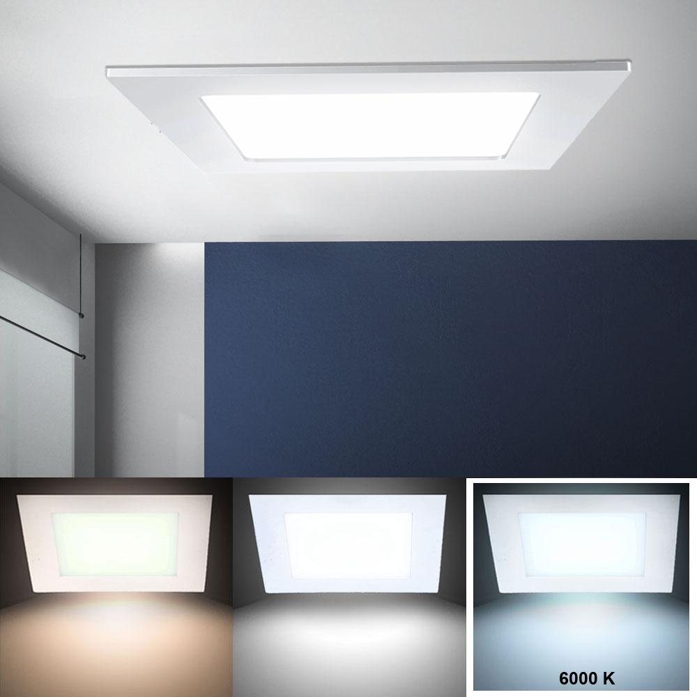 10er set led einbauspots f r ihren wohnraum eek a vt 607 unsichtbar lampen m bel b ro. Black Bedroom Furniture Sets. Home Design Ideas
