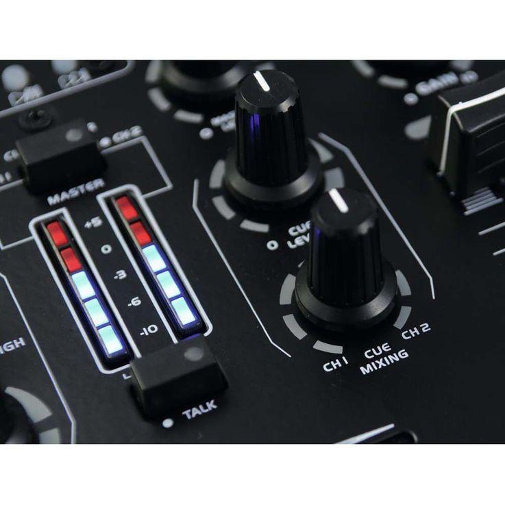 OMNITRONIC PM-211P DJ-Mixer mit Player – Bild 5