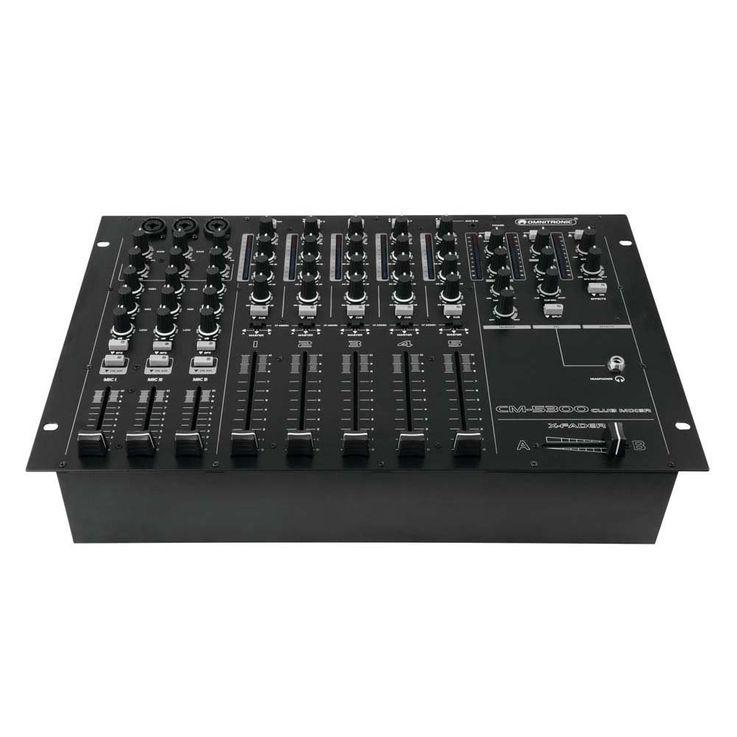 OMNITRONIC CM-5300 Club-Mixer 10006950 – Bild 5