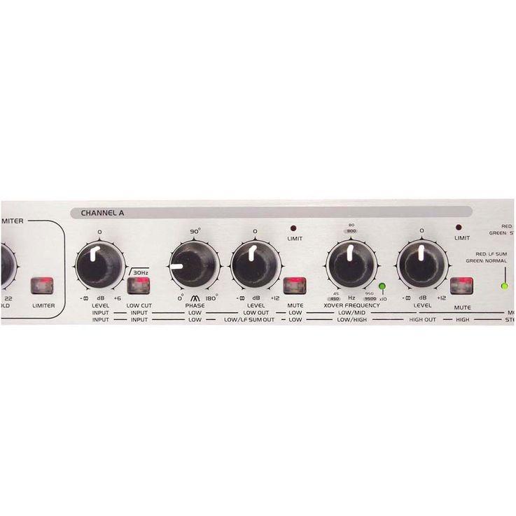 OMNITRONIC LXO-23 Aktive Frequenzweiche 10355640 – Bild 4