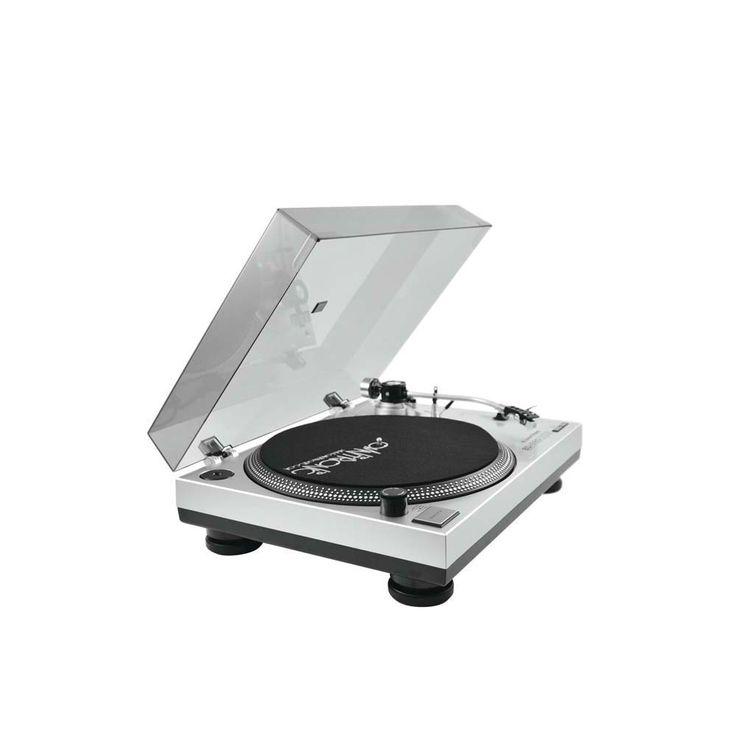 OMNITRONIC BD-1380 USB-Plattenspieler sil 10603043 – Bild 7