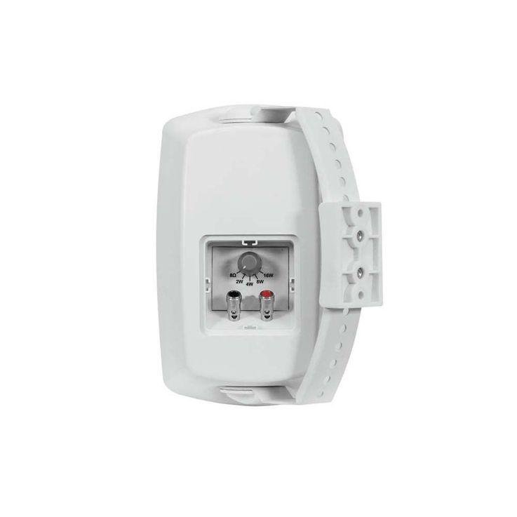 OMNITRONIC OD-4T Wandlautsprecher 100V weiß 2x 11036915 – Bild 2