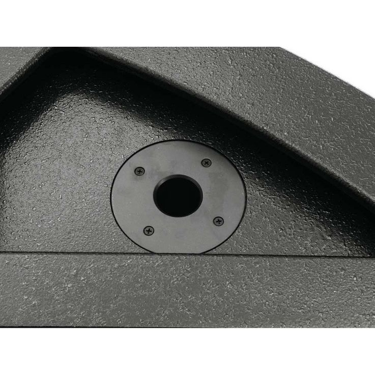OMNITRONIC KM-112A Aktiv-Bühnenmonitor, koaxial 11038036 – Bild 5