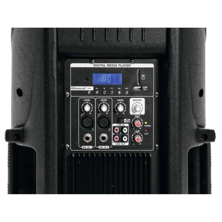 OMNITRONIC VFM-2212AP 2-Wege Lautsprecher, aktiv – Bild 6