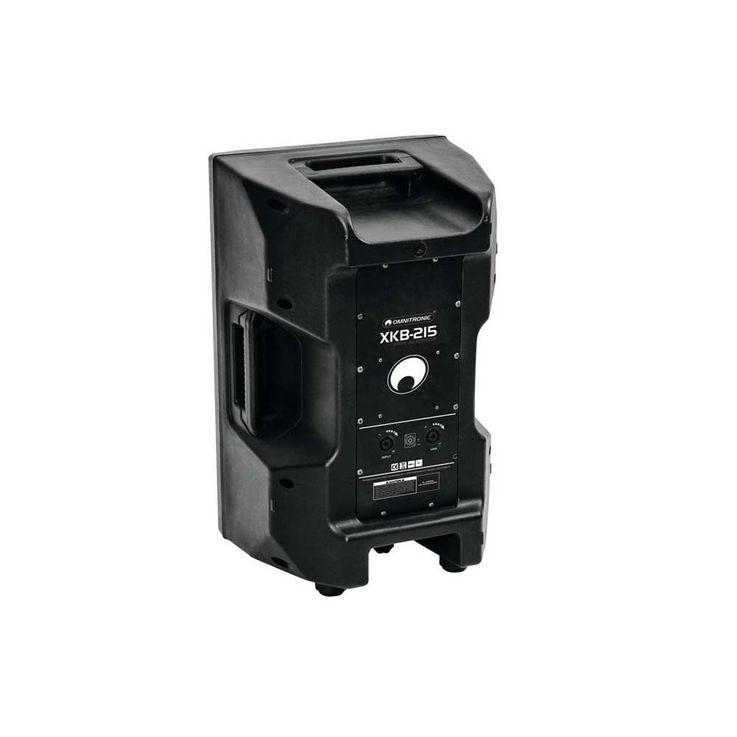 OMNITRONIC XKB-215 2-Wege Lautsprecher – Bild 4