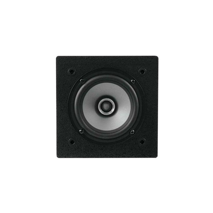 OMNITRONIC QI-5 Koaxial-Wandlautsprecher schwarz – Bild 4