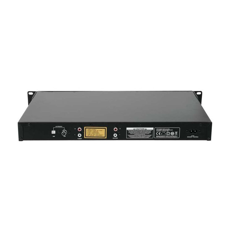 OMNITRONIC DMP-103RDS Mediaplayer – Bild 5