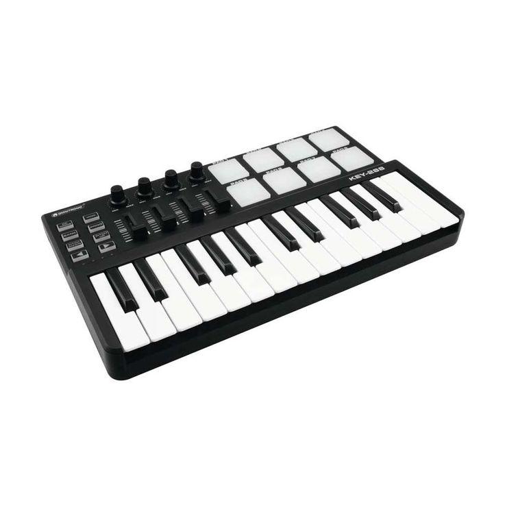 OMNITRONIC KEY-288 MIDI-Controller 11045080 – Bild 1