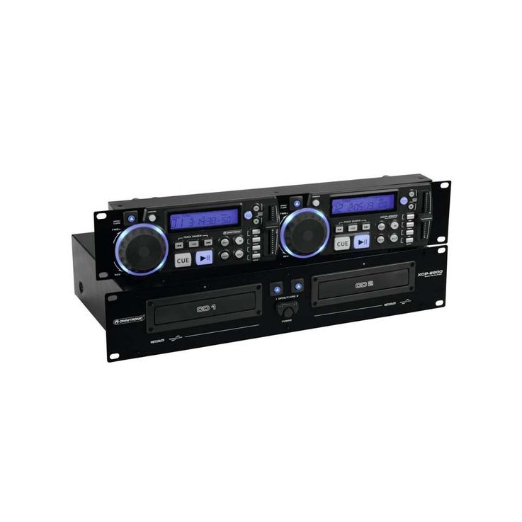 OMNITRONIC XCP-2800 Dual-CD-Player – Bild 2