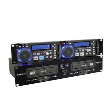 OMNITRONIC XDP-2800 Dual-CD-/MP3-Player – Bild 2