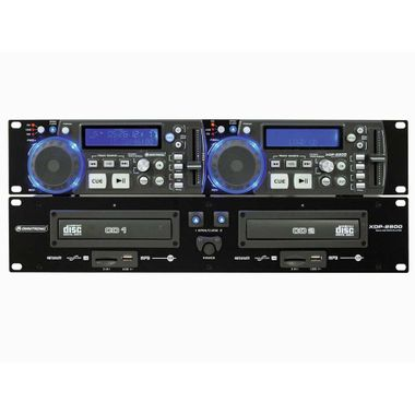 OMNITRONIC XDP-2800 Dual-CD-/MP3-Player – Bild 5
