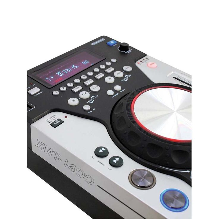 OMNITRONIC XMT-1400 Tabletop-CD-Player – Bild 5