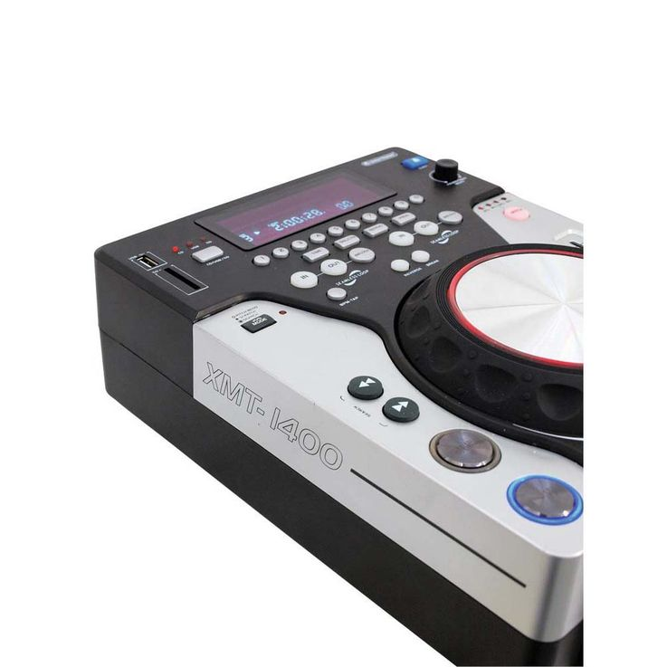 OMNITRONIC XMT-1400 Tabletop-CD-Player – Bild 6