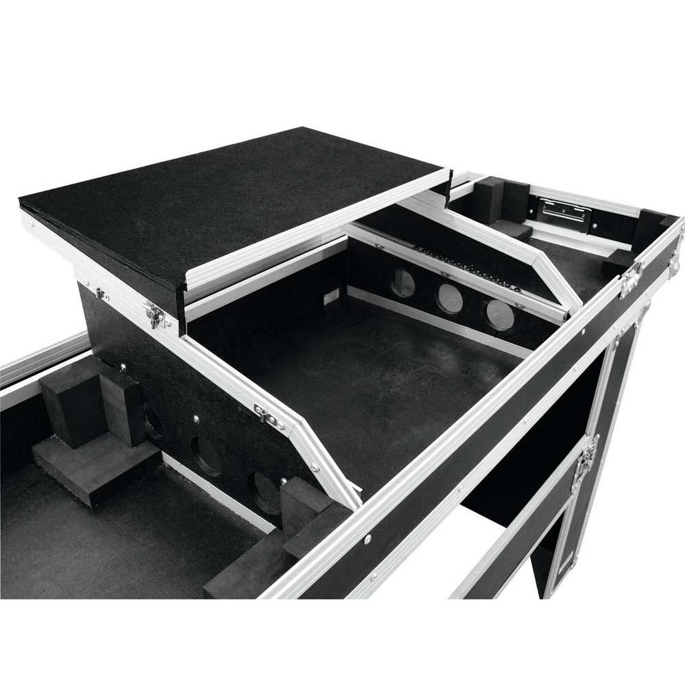 ROADINGER Konsole Road Tisch 2xTT mit Laptopablage – Bild 5