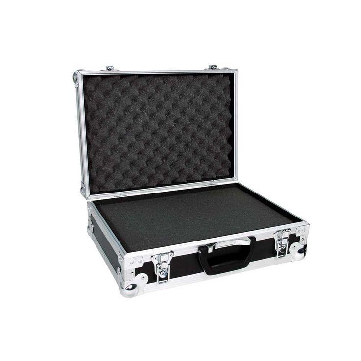 ROADINGER Universal-Koffer-Case FOAM, schwarz – Bild 1