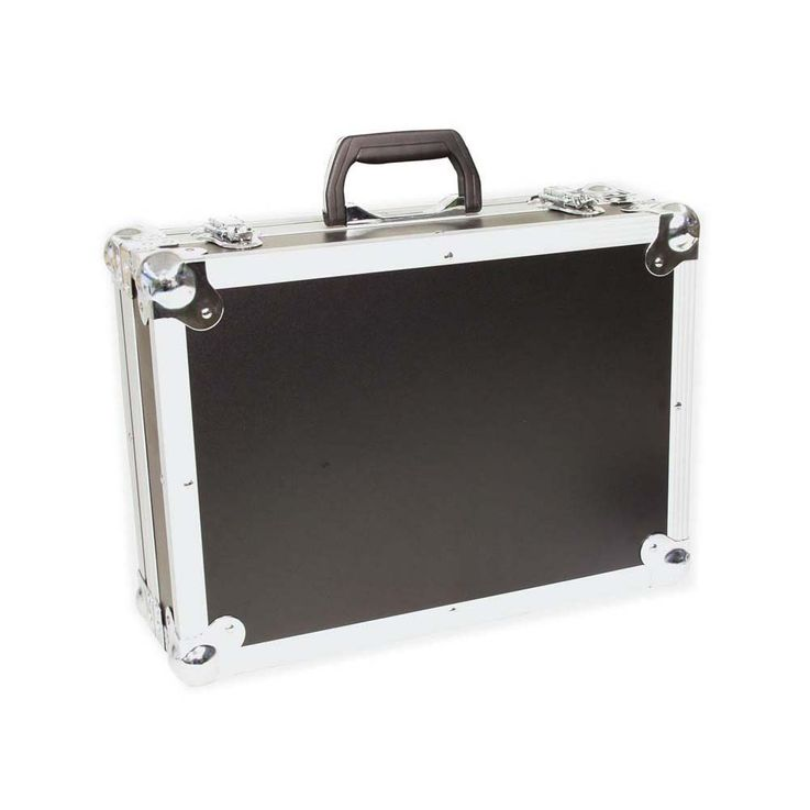 ROADINGER Universal-Koffer-Case FOAM, schwarz – Bild 4