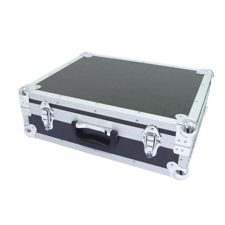 ROADINGER Universal-Koffer-Case FOAM GR-1 schwarz – Bild 4