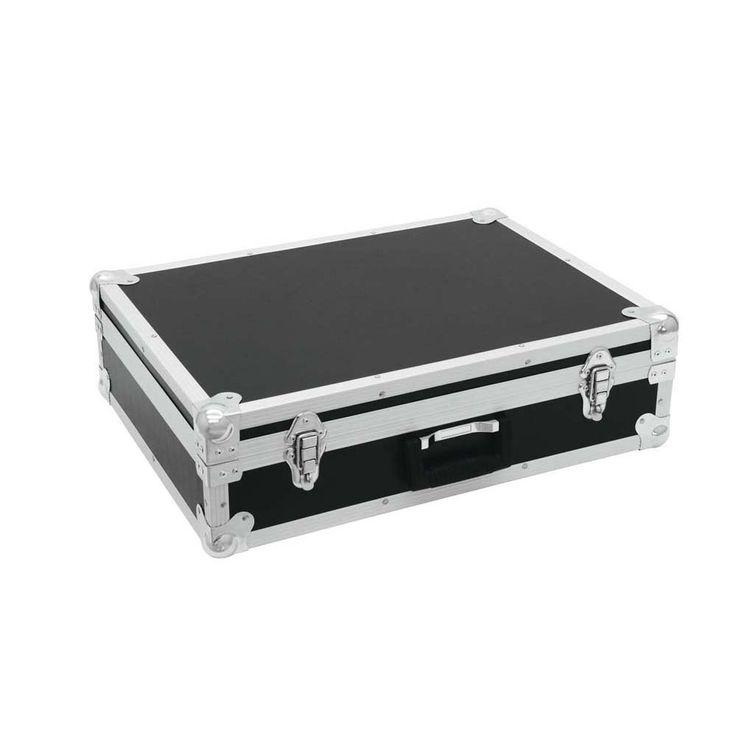 ROADINGER Universal-Koffer-Case FOAM GR-4 schwarz – Bild 3