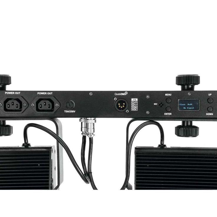 EUROLITE LED KLS-2500 Kompakt-Lichtset 42109892 – Bild 4