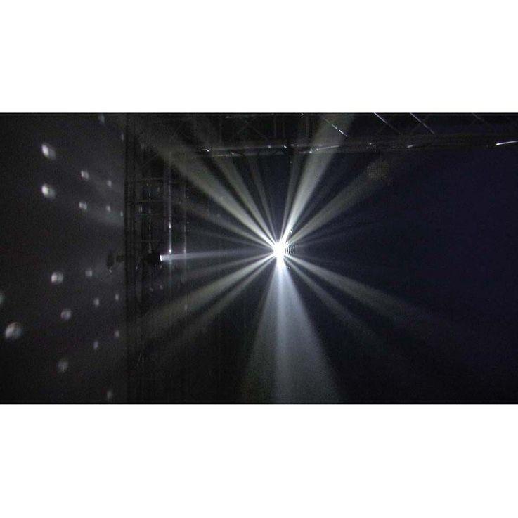 EUROLITE Spiegelkugelset 20cm mit LED Spot – Bild 3
