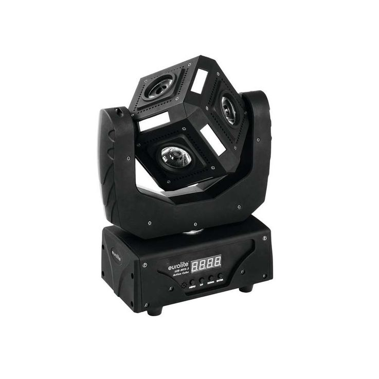 EUROLITE LED MFX-3 Action Cube 50944303 – Bild 1