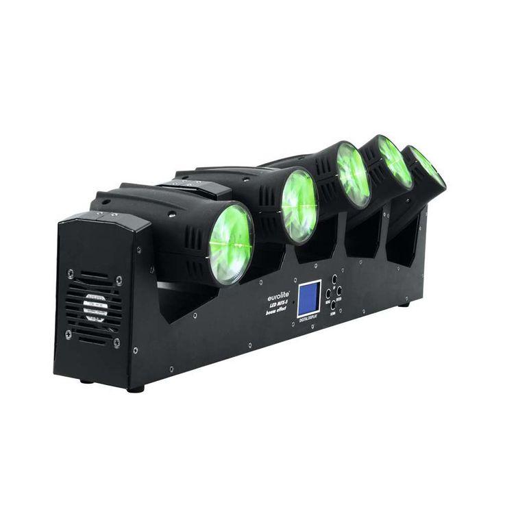 EUROLITE LED MFX-5 Strahleneffekt – Bild 7