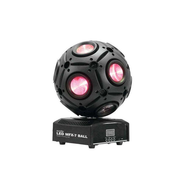 EUROLITE LED MFX-7 Ball 50944320 – Bild 5