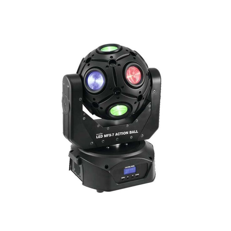 EUROLITE LED MFX-7 Action Ball – Bild 1