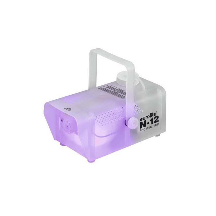 EUROLITE N-12 LED Hybrid multicolor Nebelmaschine milchig 51701959 – Bild 4