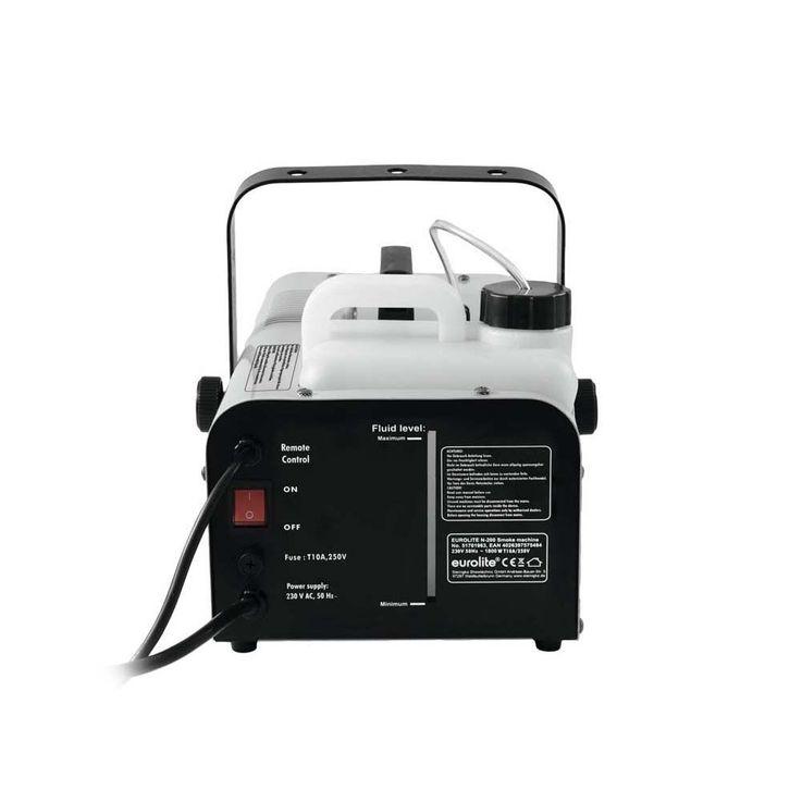 EUROLITE N-200 Nebelmaschine 51701963 – Bild 3