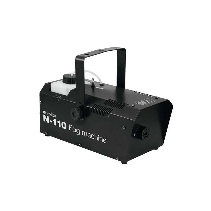 EUROLITE N-110B Nebelmaschine schwarz 51701964 – Bild 4