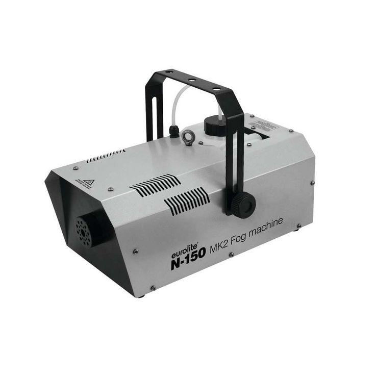 EUROLITE N-150 MK2 Nebelmaschine 51701981 – Bild 2