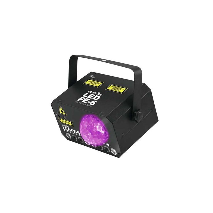 EUROLITE LED FE-6 Hybrid Laserflower 51741072 – Bild 6