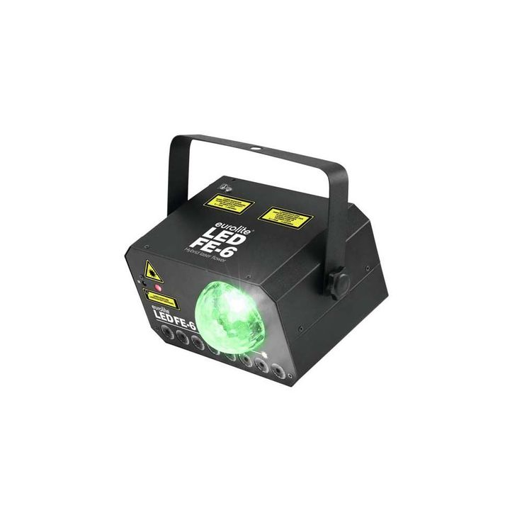 EUROLITE LED FE-6 Hybrid Laserflower 51741072 – Bild 7
