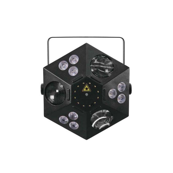 EUROLITE LED Penta FX Hybrid Lasereffekt 51741073 – Bild 4