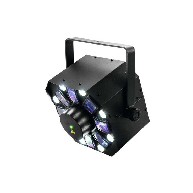 EUROLITE LED FE-1500 Hybrid Laserflower – Bild 1