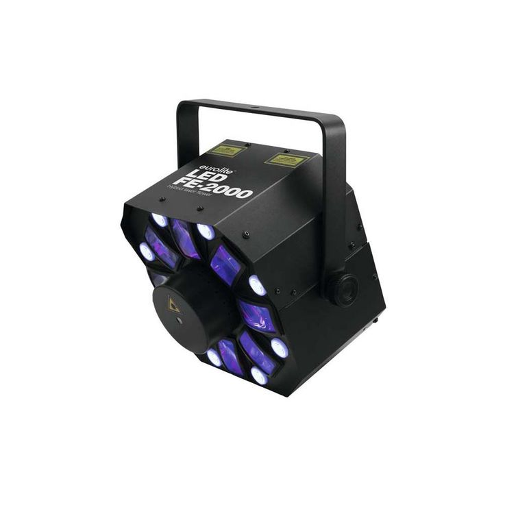 EUROLITE LED FE-2000 Hybrid Laserflower 51741082 – Bild 6